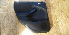 FORD KUGA 2014 door trim panel REAR LEFT