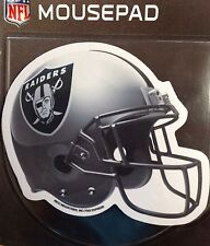 NEW OAKLAND RAIDERS HELMET  MOUSE PAD  SIGN  COLLECTIBLE  NFL  COMPUTER