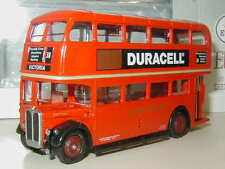 EFE 10101t - 1/76 AEC RT London Transport duracell route 38 Victoria