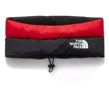 The North Face Nuptse Puffer Headband Red Unisex L XL TNF 700 Down Adjustable