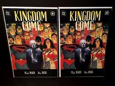 KINGDOM COME #2 1st Appearance RED ROBIN DC Comics Alex Ross 1996 NM