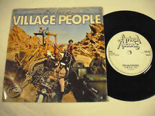 """VILLAGE PEOPLE Y.M.C.A. 7"""" Sveden"""
