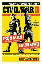 Civil War II #1 Michael Cho Variant Comic Book Marvel NM