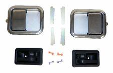 Right Side Chrome CJ5 CJ8 CJ7 Full Steel Door Paddle Handle WRANGLER 87-05