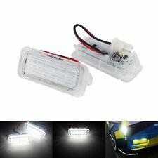 2x Kennzeichenbeleuchtung Kennzeichen Beleuchtung Lampen für Ford Mondeo S-MAX