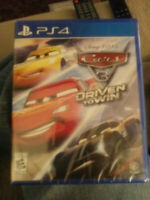 Cars 3 Playstation 4 Driven To Win Heart of A Champion