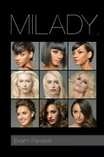 Exam Review for Milady Standard Cosmetology by Cengage (English) Paperback Book