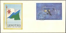 Lesotho 1987 Mariner 10/Satellite/Space Research/Science 1v m/s FDC (n17459)