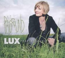Christina Ft. Reentko Lux - Playground (2012)  CD  Neu