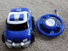 Kid Galaxy My First Rc Police Car, Remote Control Toy, Blue - Does Not Work