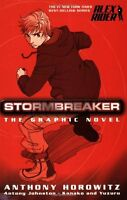 Stormbreaker: the Graphic Novel (Alex Rider) by Anthony Horowitz