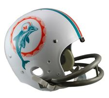 MIAMI DOLPHINS 1972 TK THROWBACK FULL SIZE FOOTBALL HELMET