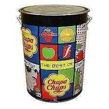 Chupa Chups Mega Tin 1000pcs