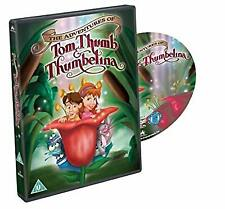 The Adventures Of Tom Thumb And Thumbelina [DVD], , Used; Good DVD