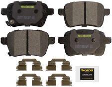 Disc Brake Pad Set-Total Solution Ceramic Brake Pads Rear fits 2014 Fiat 500L