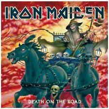 Iron Maiden - Death On The Road NEW CD