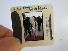 More details for original press photo slide negative - christina aguilera - 2000 - y