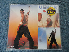 Usher-U Turn: CD single