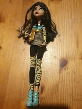 MONSTER HIGH DOLL - SCHOOL'S OUT CLEO DE NILE DOLL(f11)