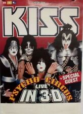 Kiss | Psycho Circus  | Orig. 1998 Tour Blank Poster by Coco Tours