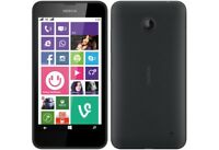 "New Nokia Lumia 635 8GB 4G LTE Wifi GPS Windows 5MP 4.5"" Unlocked Smartphone Uk"