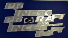 """Princecraft Boats Emblems 51"""" + FREE FAST delivery DHL express - stickers decal"""