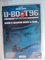 U BOAT 96 THE DIRECTOR'S CUT GUERRA DVD QUANDO IL CACCIATORE DIVENTA LA  PREDA
