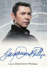 Stargate Universe Season 2 Lou Diamond Phillips as David Telford Auto