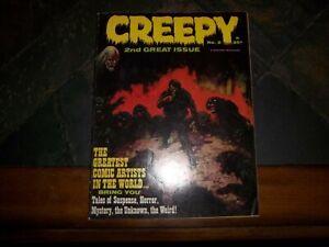 Creepy Magazine- Issue  # 2  1966  VF-