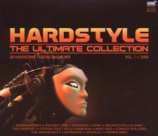 Hardstyle - The Ultimate Collection Vol. 1 // 2009 - 2 CDs - NEU/OVP