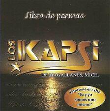 Los Kapsi : Libro De Poemas CD