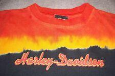 Harley Davidson Motor Cycles Barnett El Paso Texas T-Shirt Youth XL Mens Small