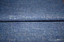 *Mitterschwerer melierter Tweed Leine & Polyester  Leinenmischung