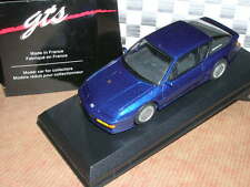 ALPINE A610 TURBO BLEU METAL 1991 GTS 1/43