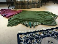 RAMBO DUO/SUPREME heavyweight TURNOUT RUG -  6ft 3ins