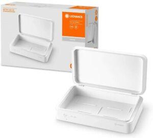 LEDVANCE BATTERY UVC LED Desinfektionsbox Reiniger Sterilisator Aufladbar USB