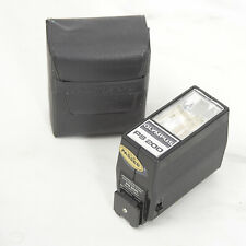 OLYMPUS PS200 FLASH GUN FOR OLYMPUS TRIP 35's In Original Case