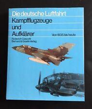 Kampfflugzeuge und Aufklärer. 1935 - heute. Band 15 Roderich Cescotti