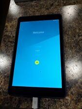 At&T 9020A Tablet - No Sim Card - No Charter