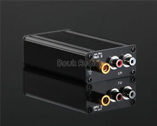 Douk Audio Mini Class A Phono Stage MM Turntables Preamplifier Stereo Preamp New