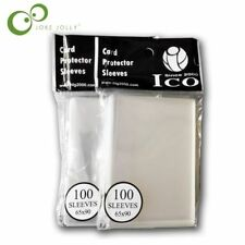 200pcs/2bag 65*90mm Card Sleeves Cards Protector For Magic The Gathering Board