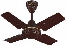 Bajaj Maxima 600 mm Ceiling Fan (Brown) For Smart Home