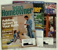 Today's Homeowner Magazine ~ Expert Advice On Improving Your Home ~ 3 Issue 1999