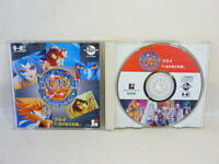 BURAI PC-Engine CD Grafx Import JAPAN Video Game pe