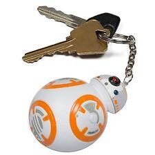 STAR Wars bb-8 Portachiavi Parlante Luci & Suoni Brand New Disney UK Venditore