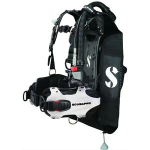 Scubapro Hydros Pro with Air 2 Womens Scuba Diving BC Dive BCD XS/SM