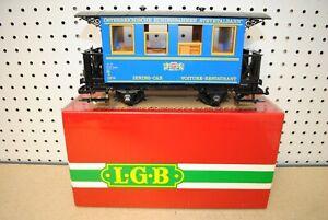 LGB 3013 Bi/s Steyrtal Railway Dining Car (Voiture-Restaurant) *G-Scale*