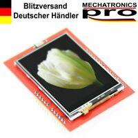 2.4 Zoll Touchscreen Display für Arduino Uno LCD Modul TFT Touch Shield