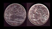 ★★ BRESIL ● 50 CENTAVOS 1978 ● E5 ★★