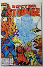 Doctor Strange #71 (Jun 1985, Marvel) (C5159) vs. Umar , Captain Orini